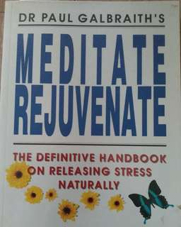 Meditate Rejuvenate