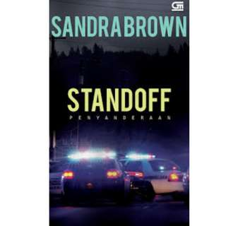 Ebook Penyanderaan (Standoff) - Sandra Brown