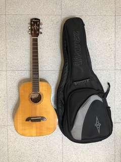 Alvarez ATD60 Acoustic Travel Guitar