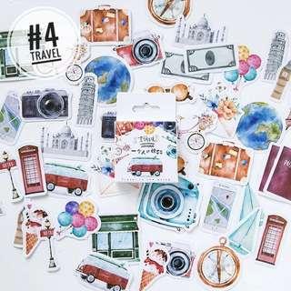(#4-#7) theme stickers