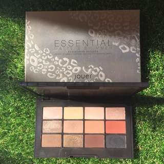 Jouer Shimmer and Matte Palette