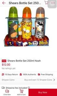 Noah Bottle set