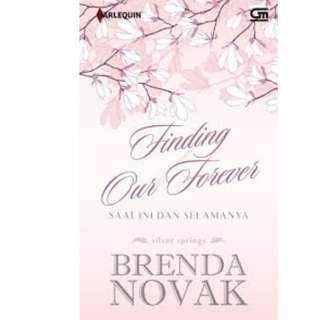 Ebook Saat Ini dan Selamanya (Finding Our Forever) - Brenda Novak