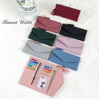 Hannah Long Wallet