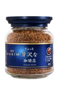 🚚 【AGF Maxim】即溶咖啡系列-玻璃罐裝 華麗香醇 咖啡 80g