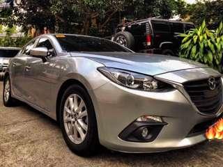 2016 Mazda 3 sky-active 1.5 eng hb