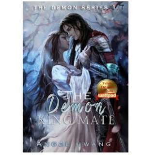 Ebook The Demon King Mate - Angel Hwang