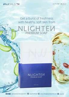 Premium Soap w/ Collagen & Argan Oil