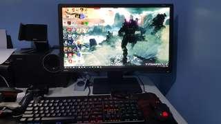 Gaming Desktop i5 4690k, GTX 1070, 8gb ram, 120 sad 1tb hdd
