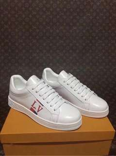 Louis Vuitton White Sneakers