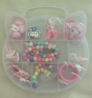 Hello Kitty Accessories with Casing