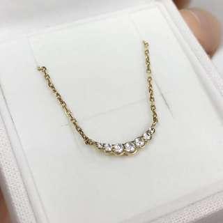 百貨公司珠寶 Vendome Aoyama 項鍊