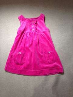 Authentic Carter's baby dress