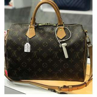 Louis vuitton speedy bandoulier 30 monogram