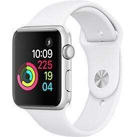 New & Cheapest!! | Apple Watch series 1 (42mm) white #HariRaya35
