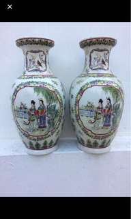 Pair of lovely vases