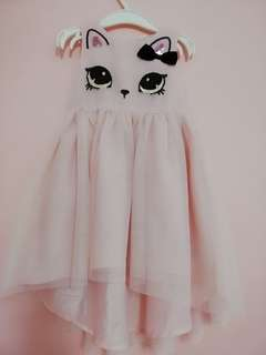 H&M Cutie Cat dress