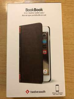 全新Twelve south bookbook Iphone6/6S 皮套