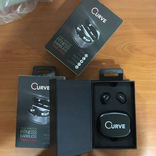 Curve true wireless earpiece  tws-x100