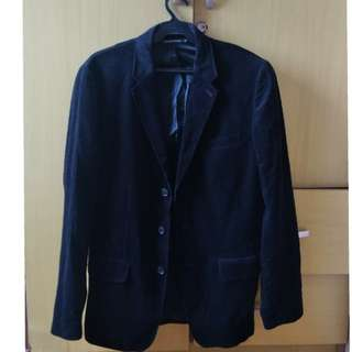 Black Blazer Club Monaco