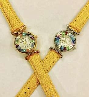 Authentic Murano Watch