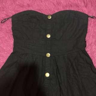 Forever21 heart tube dress