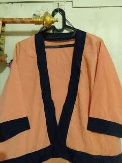 kimono outher orens
