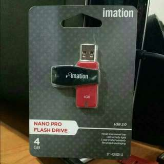 [INSTOCKS] BNIP Imation 4gb flash drive