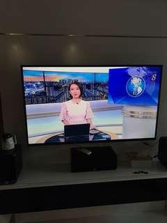 """Panasonic 4K tv 55"""""""