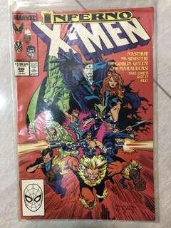 Comics : X-Men 240