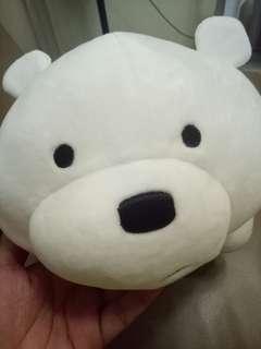 Ice Bear Stuffed Toy