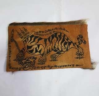 SALES Headless Tiger amulet takrut