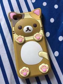 rilakuma case iphone 5/5s