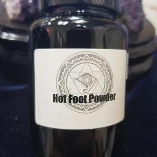 Hot Foot Powders