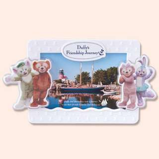 Tokyo Disneysea Disneyland Disney Resorts Sea Land Duffy's Friendship Journey Duffy & Friends Photo Stand Preorder