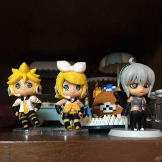 Vocaloid Characters Figures