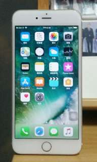 🚚 90% New Iphone 6 Plus 16G Gold