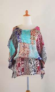 Blouse Sutra Perca