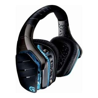 PUBG 電競耳機 Logitech G933 Gaming Headphone RGB 7.1環迴立體聲 羅技