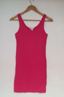 Forever21 Pink Bodycon Dress