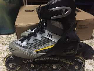 In-line skates Brand : Salomon