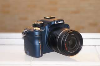 Panasonic G1 Mirorless m4/3 Digital Camera with 14-42mm Kit Lens