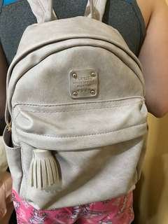 MUMUSO OFFICE LEATHER BACKPACK