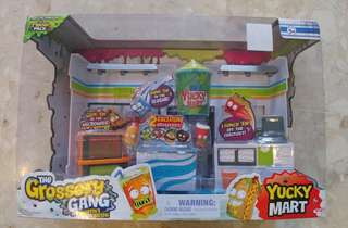 The Grossery Gang Yucky Mart