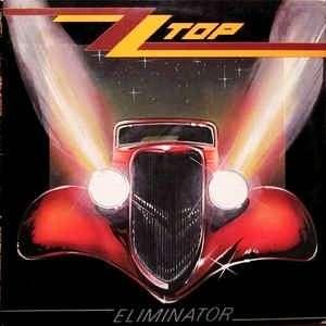 arthcd ZZ TOP Eliminator CD (Legs etc)