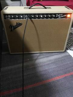 Deluxe reverb '65 Limited Edition Blonde Wheat