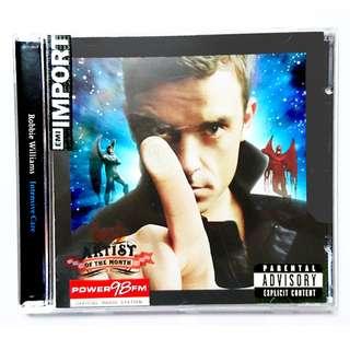 Intensive Care EMI IMPORT .♪. Robbie Williams