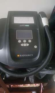 Genuine Radiancy Spa Touch Elite