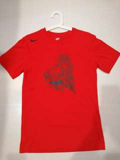 NIKE cotton T (Adult M)