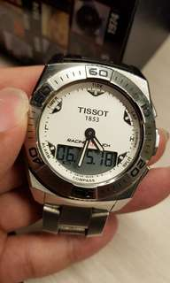 Tissot T-touch racing